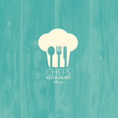 I had an imaginary restaurant logo idea, I really liked the product, hope you to : peace: CHEFS Logo Resturant Logo, Restaurant Logo Design, Bakery Logo Design, Food Logo Design, Logo Food, Logo Chef, Logo Boulangerie, Logo Branding, Branding Design