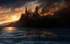 hogwarts castle wallpaper - Google Search
