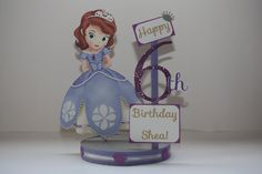 Sofia The First birthday party - Google Search