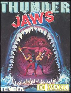 C64 Games - Thunder Jaws