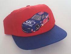e045a041215 Vintage Dale Jarrett  88 Snapback Hat NASCAR VTG
