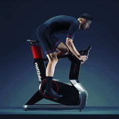 """Something to pique your interest for a #mondaymorning. The new @wattbike #atom has been revealed. .... THIS THING HAS BEEN TESTED OVER 0-4000 WATTS. To simulate """"any real bike riding experience"""" - when on earth will 4000 watts be generated by a normal human? #watts #wattbike #indoortraining #wattbikeatom #indoorcycling #staticbike #spinbike #spinclass #turbotrainer #smartbike"""