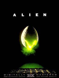 Alien......in space, no one can hear you scream