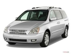 The 2010 Kia Sedona is ranked #2 in 2010 Minivans by U.S. News (seats 7)
