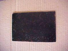 procedimento de entintagem para gravura em metal 2