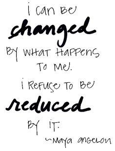 My divorce mantra. Love it.