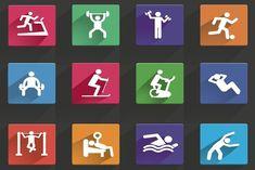 Saiba quais são as calorias que gastamos ao praticar exercícios como caminhada, corrida, bicicleta e jogar futebol, levando em consideração seu peso.