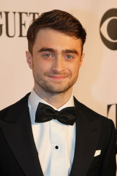 Photos: Daniel Radcliffe attends & talks 2014 Tony Awards - SnitchSeeker.com