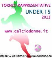 Torneo rappresentative Under 15