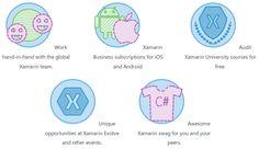 Studentenprogramm von Xamarin - Mehr Infos zum Thema auch unter http://vslink.de/internetmarketing
