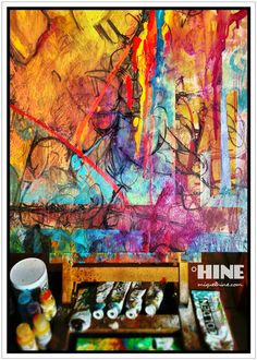 • New Artwork - Coming Soon! Available for purchase by November 5th. 2015. #abstract #original #artwork | #ArtistMiguelhine | @miguelhine | www.miguelhine.com | www.facebook.com/artistmiguelhine