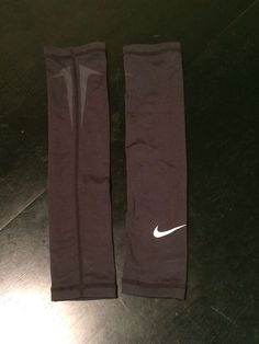 Nike compression arm sleeves (2) #Nike Nike Compression, Compression Arm Sleeves, Nursing, Sweatpants, Exercise, Workout, Best Deals, Ebay, Clothes