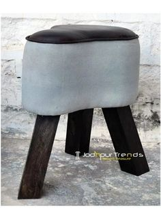 in is Manufacturer, Supplier & Wholesaler of Cycle Design Canvas Leather Foot Stool Furniture from Jodhpur India. Call 9549015732 to know Daman And Diu, Restaurant Furniture, Guinea Bissau, Jodhpur, Restaurant Design, Canvas Leather, Ethiopia, Cycling, Stool