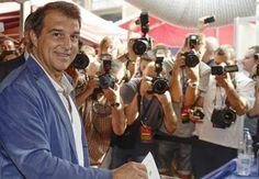 Laporta Serang Presiden Terpilih Barcelona