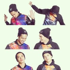BRIAN PUSPOS AND IAN EASTWOOD  #amazingdancers !!!! <3