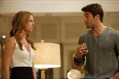 Revenge: será que Daniel trocará Emily por ex-namorada?