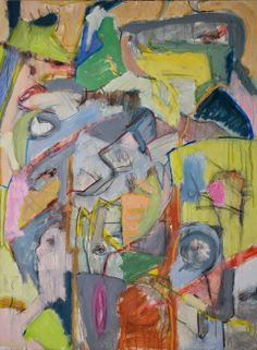 James Vogler Abstract Painters, Modern Art, Artsy, Collage, Paintings, Collages, Paint, Painting Art, Contemporary Art