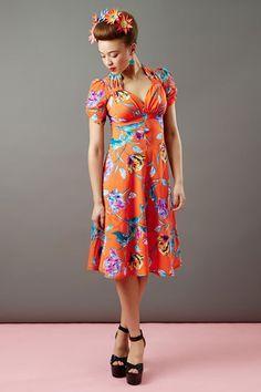 Modern Tea Dresses