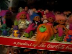 My Troll Collection w/ New Trolls Added Part 1 - YouTube