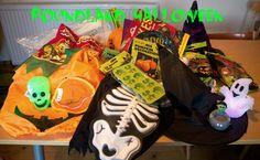 Poundland Halloween