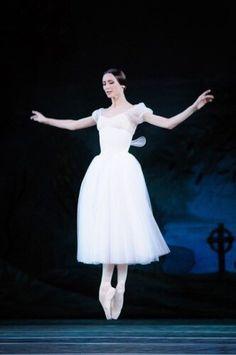 Svetlana Zakharova as Giselle
