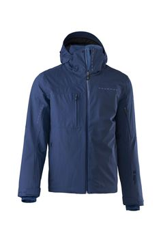 The 2017 Mountain Force Hudson Insulated Ski Jacket is both fashionable and functionable.