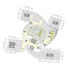 Business HQ floor plan