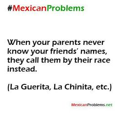 Mexican Problems Facebook cute pick up li...