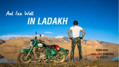 Aal izz well in Ladakh. Season has begun. We have booked our holidays, have you? http://bit.ly/QAkcYg