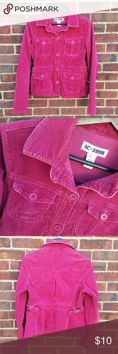 SALE🔴Corduroy Jacket 97% cotton  3% Spandex Jackets & Coats Blazers