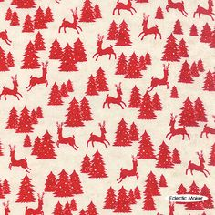 BasicGrey 25th and Pine Yuletide in Peppermint BasicGrey 25th and Pine Yuletide in Peppermint Moda fabric for patchwork quilting and dressmaking from Eclectic Maker [30364 12] : Patchwork, quilting and dressmaking fabric, patterns, haberdashery and notions from Fabric for Patchwork, Quilting and Dressmaking from Eclectic Maker