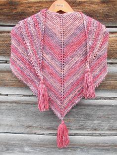 Купить Тёплый платок Спелая брусника - бордовый, косынка, косынка вязаная, платок, платок на шею