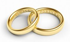 tacori wedding rings « Wedding Planning maybe change the words to together forever