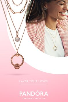 Pandora Jewelry OFF!>> Style and stack it your way Pandora Bracelets, Pandora Jewelry, Pandora Charms, Pandora Necklace, Cute Jewelry, Jewelry Accessories, Beaded Necklace, Pearl Earrings, Necklaces