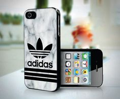New Best Adidas White Marble Black LogoCustom Case Print For iPhone 6 6s 7 7Plus #UnbrandedGeneric