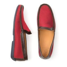 Getaways Loafers Red, $159, now featured on Fab.