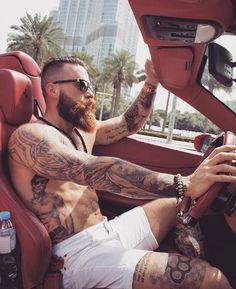 Daily Dose Of Awesome Beard Style Ideas From Beardoholic.com/