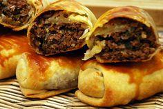Cevizli Kıymalı Osmanlı Böreği | Oktay Ustam İlk Yemek Tarifleri Resmi Web Sitesi