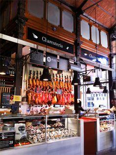 Mercado de San Miguel | Madrid - http://www.mercadodesanmiguel.es/