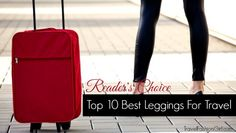 The Best Leggings for Women that Travel (Adea's, Vera Want, American Apparel, etc great selection of leggings specially for travel