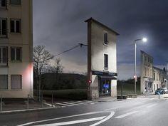 Lyon, France artist Zacharie Gaudrillot-Roy #artistaday #ArtistOfTheDay #Lyon #France