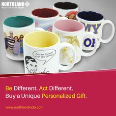 A #Personalized is always unique and enthralling. Buy one for your loved one at #NorthlandIndia.