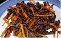 Szechuan Beef Recipe - Dry-fried - Gan Bian Niu Rou Si