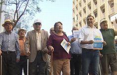 HOY ES DÍA MUNDIAL DE TOMA DE CONCIENCIA DEL ABUSO Y MALTRATO EN LA VEJEZEn Uruguay, 25.000 personas mayores son víctimas de alguna forma de abuso
