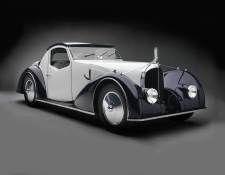 1934 Voisin C27 Aerosport Coupe