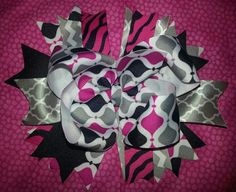 Bows! Check out Punkin Seeds on fb!