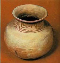 Ceramica Guarani Coil Pots, Cultural, Clay Creations, Karaoke, American Indians, South America, Pop Art, Sculptures, Vase