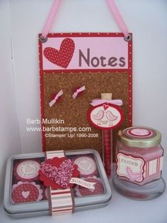 Stampin Up! Valentine's Day