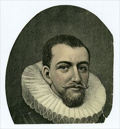 Henry Hudson...Dutch explorer whose 1609 journey up the river in present day New York which bears his name, made it possible for the Dutch to claim land stretching from present day Delaware to Connecticut. This Dutch colony came to be called New Netherland.  And  what is present day New York City was then called New Amsterdam.