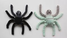 Pattern for the Crochet Spider